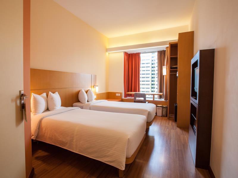 Ibis Singapore Bencoolen Hotel