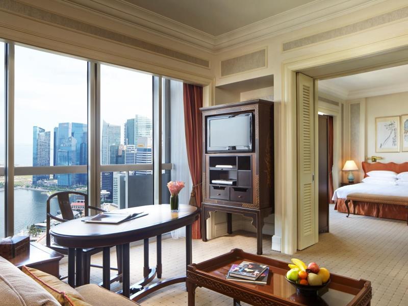 Swissotel The Stamford Hotel Singapore