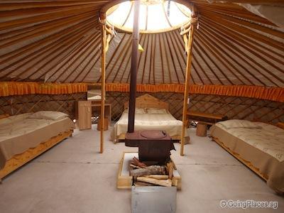 Ancient Resort Mongolia Ger
