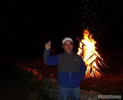 Bonfire Finale