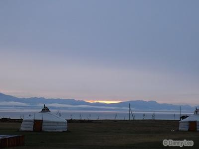 Lake Hovsgol
