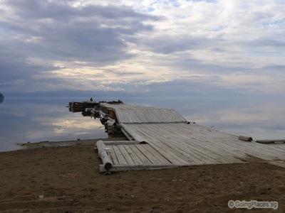 Lake Hovsgol Jetty