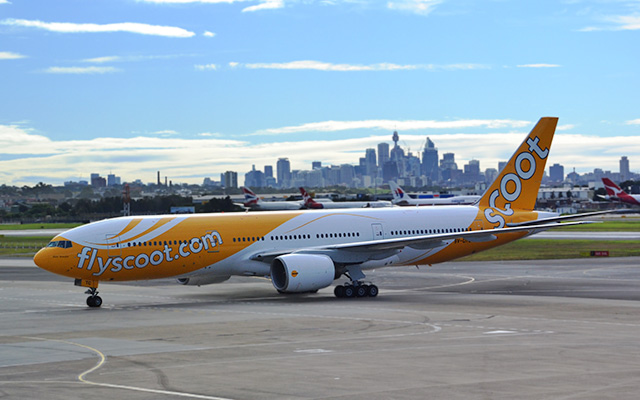 Scoot Review Singapore To Sydney
