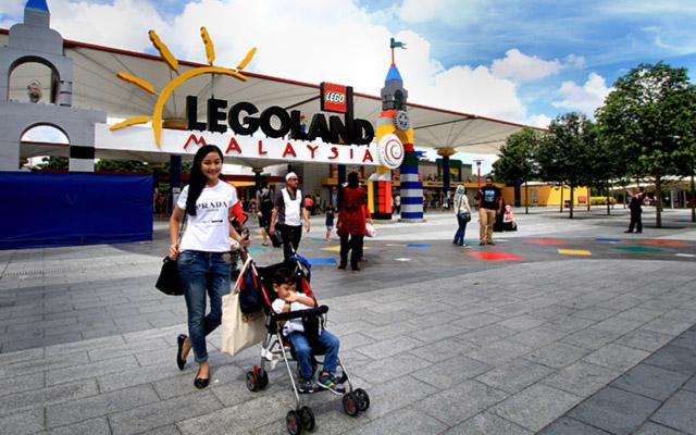 Legoland Malaysia by Phalinn Ooi via https://flic.kr/p/BkZ5Y9