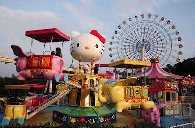 Hello Kitty Land JB Malaysia