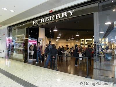 Burberry At City Gate Hong Kong