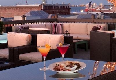 Rooftop Bar by Galveston.com via https://www.flickr.com/photos/galvestonisland/6032880670/