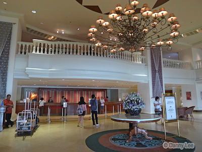 Hotel Equatorial Lobby
