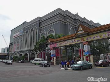 Mall Next To Hotel Equatorial