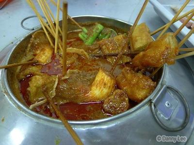 Satay Lok Lok