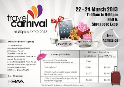 Travel Carnival 2013