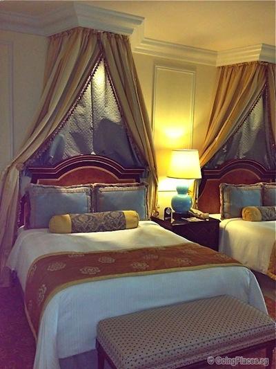 Venetian Hotel Royal Suite Room
