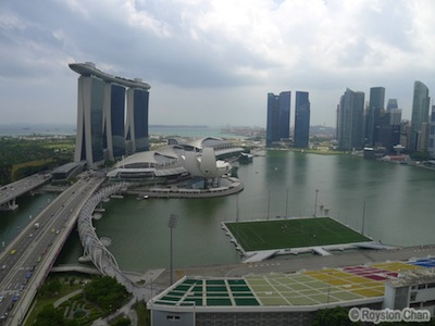 Marina Bay Sands Day View