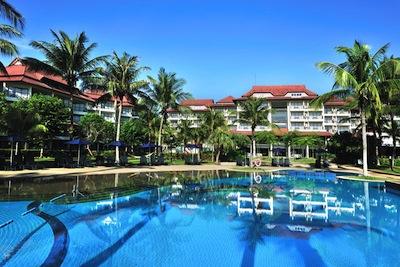 Desaru Beach Resort Pool