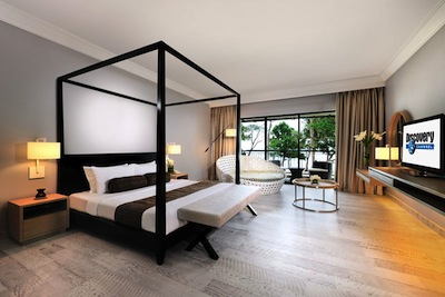 Desaru Beach Resort Room