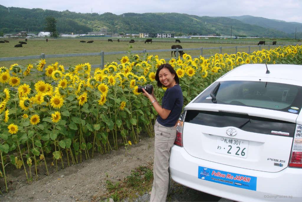 Follow Me Japan Hokkaido Self-drive