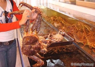 Hokkaido Snow Crab