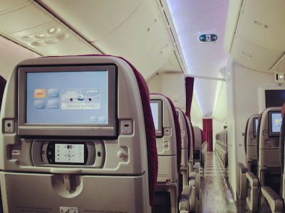 Qatar Airways Inflight Services