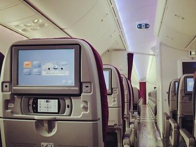 Qatar Airways Inflight Services