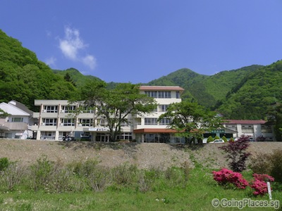 Yamadaya Hotel Exterior