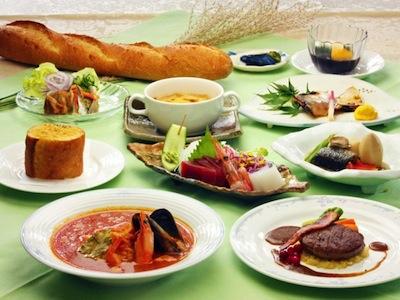 Yamanakako Shuzanso Breakfast