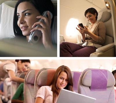Emirates Airlines Inflight Entertainment
