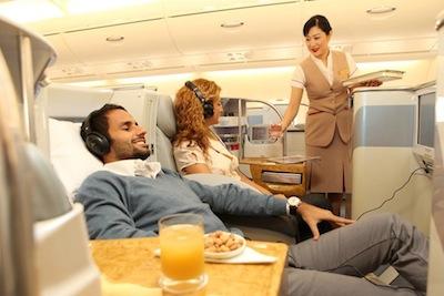 Emirates Inflight Service