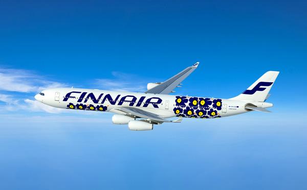 Finnair Marimekko Design