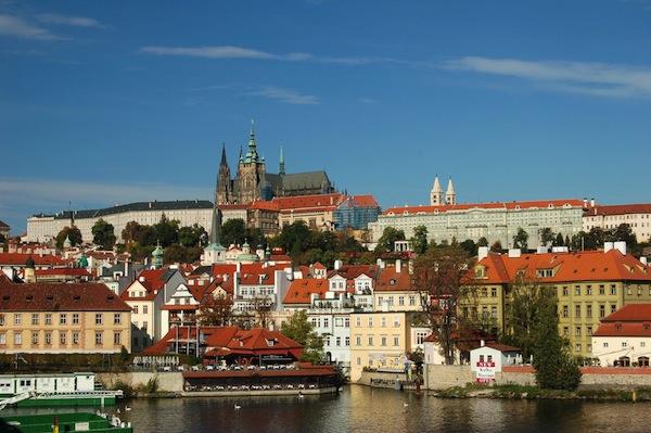 Prague Castle by ilovebutter via http://www.flickr.com/photos/53464383@N00/3014053529/