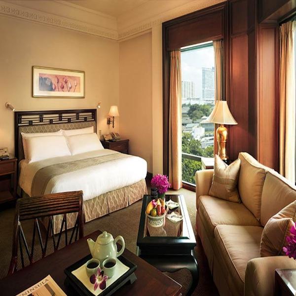 Peninsula Bangkok Room