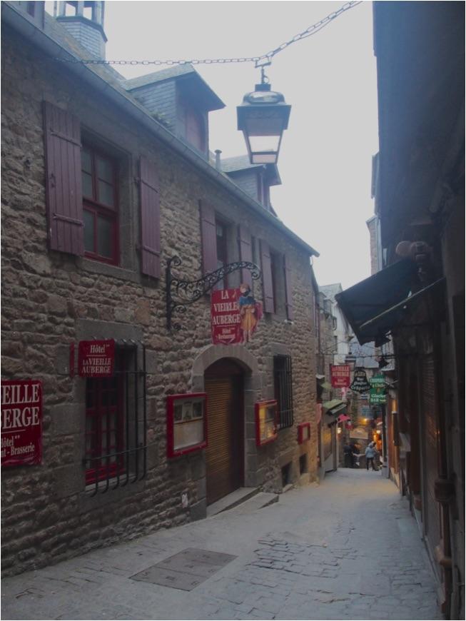Mont Saint Michel City