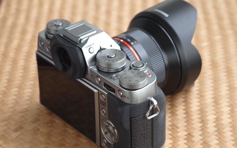 Fujifilm X-T1 (Graphite Silver Edition) + Samyang 12mm F2.0 NCS CS