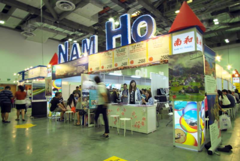 Nam Ho Travel at Travel Revolution 2018