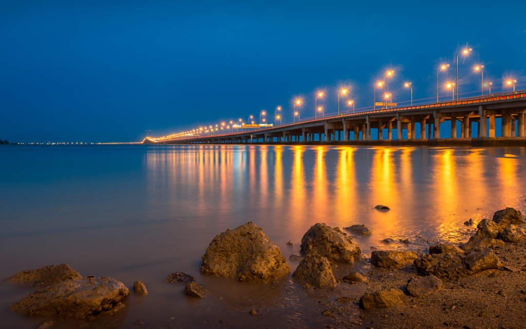 Penang Bridge by hams Nocete on flic.kr/p/g23vZn