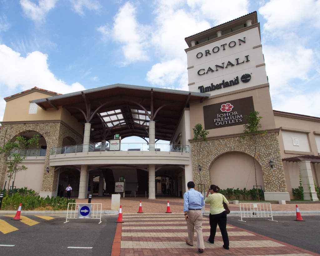 Johor Premium Outlets | GoingPlaces.SG
