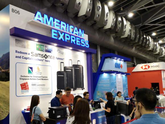 Natas Fair 2019 American Express