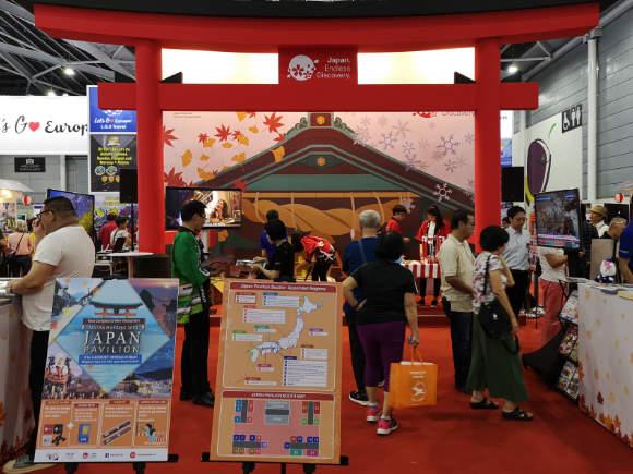 Natas Fair 2019 Japan Pavilion JNTO